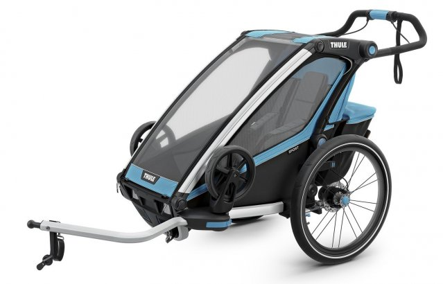 Thule Chariot Sport 1 Blue/Black Modell 2020