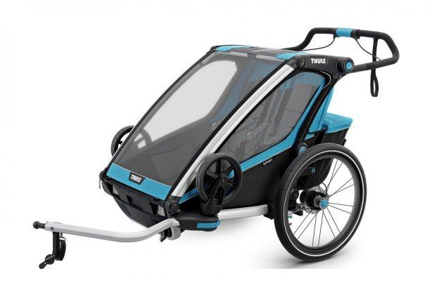 Thule Chariot Sport 2 Blue/Black Modell 2019
