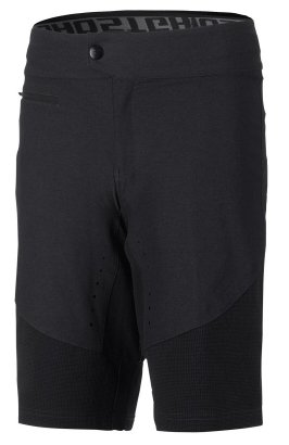 GHOST Shorts All Mountain Bike Shorts Ride 2N1 grey/black