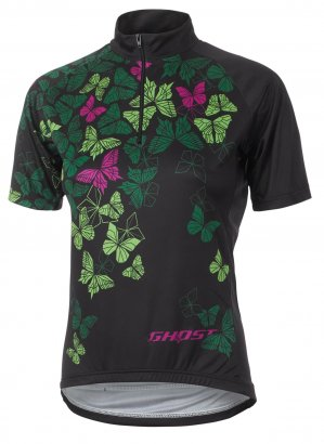 GHOST Radtrikot kurz Cross Jersey Damen 2017