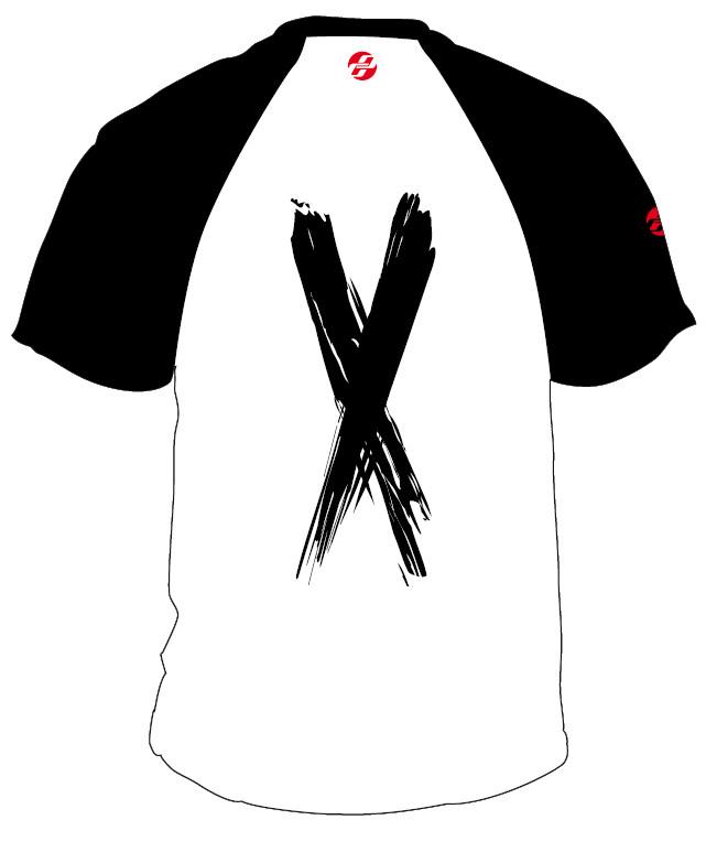 ghost t shirt tee asket white black 2016. Black Bedroom Furniture Sets. Home Design Ideas