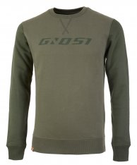 GHOST MTN Casual Line Sweater - Army Green / Shadow Green