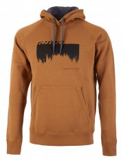 GHOST MTN Casual Line Woods Hoody - Shadow Yellow / Night Black