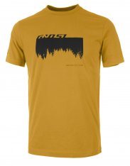 GHOST MTN Casual Line Woods T-Shirt - Shadow Yellow / Night Black