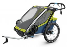 Thule Chariot Sport 2 Chartreuse/Mykonos Modell 2020
